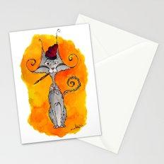 Dalí Cat Stationery Cards