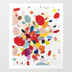 Color Study No. 2 Art Print