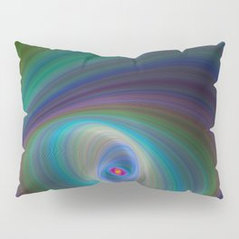Elliptical Eye Pillow Sham