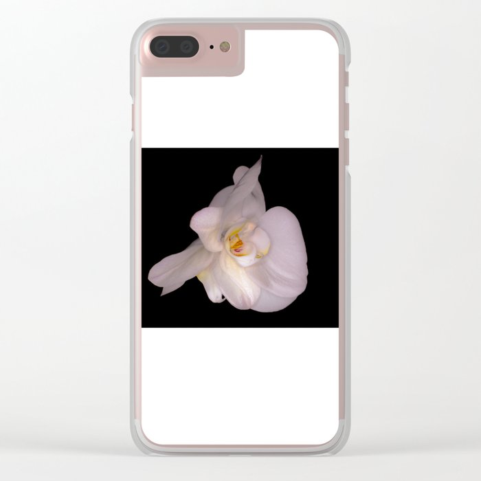 Angel Delight Clear iPhone Case