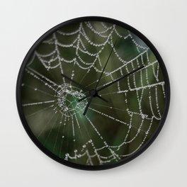 webs Wall Clock