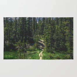 Pathway To The Rockies Rug
