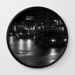 shoe city Wall Clock