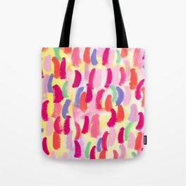 Abstract Pattern Modern - ALWAYS SING BANANA no.0 Tote Bag