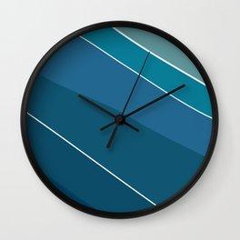 Ocean Planet Wall Clock