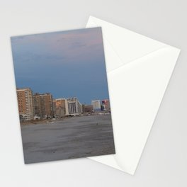 Atlantic City, NJ Stationery Cards