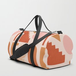 Abstraction_SHAPES_Architecture_Minimalism_002 Duffle Bag