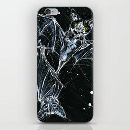 Batcats iPhone Skin
