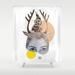 Logo Shower Curtain