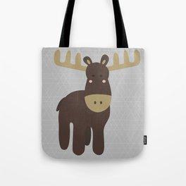 Edward the Moose Tote Bag