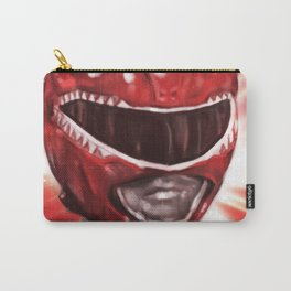 Red Power Ranger Carry-All Pouch