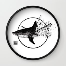 CRY Wall Clock