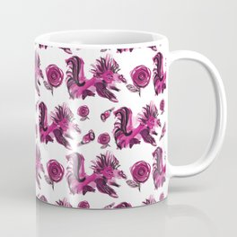 Roosters and Roses SC Coffee Mug