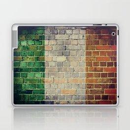 Vintage Ireland flag Laptop & iPad Skin