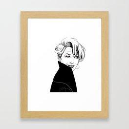 MS Framed Art Print