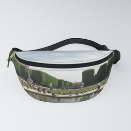 Luxembourg Gardens 14 Fanny Pack