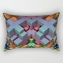 Mindcraft Rectangular Pillow