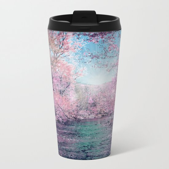 tree Metal Travel Mug