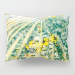 The Growings-On of the Mojave Roadside Society Pillow Sham