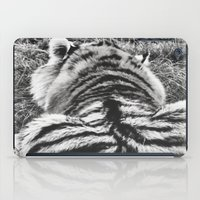 hobbes iPad Cases featuring Hobbes.  by calvin./CHANCE