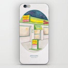 Haruki Murakami's After Dark iPhone Skin