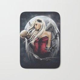 Angel of death Bath Mat