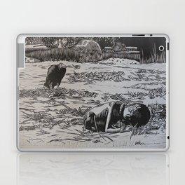 Hambruna (hunger) Laptop & iPad Skin