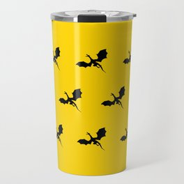 The Dragon Pattern Travel Mug