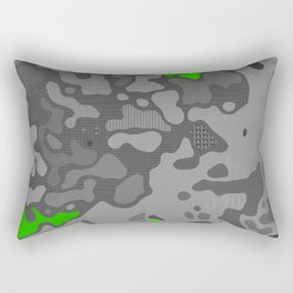Camo 108 Rectangular Pillow