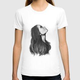 Harmony // Fashion Illustration T-shirt