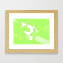 Jet Set Radio: Beat Framed Art Print