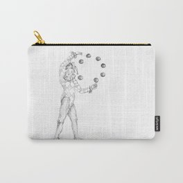 Letter P Carry-All Pouch