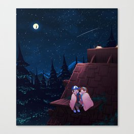 Stargaze Canvas Print