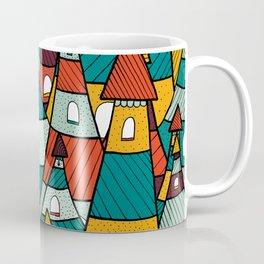 The tall towers Coffee Mug