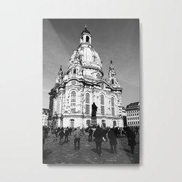 Frauenkirche Metal Print