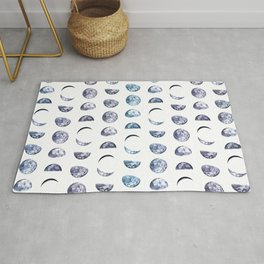 Moon Shadows Rug
