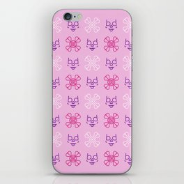 Cute Bones iPhone Skin