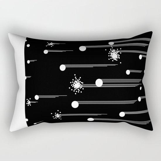 Life Race Rectangular Pillow