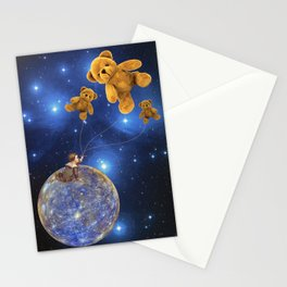 DON'T LET IT GO...  Stationery Cards