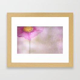 Cornered Framed Art Print