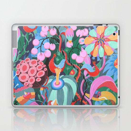 Hidden House Laptop & iPad Skin