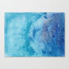 Current Canvas Print