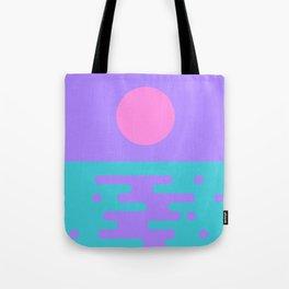 Paradise Sunrise II Tote Bag