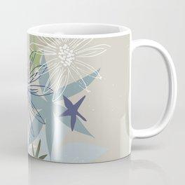 Winter floral bouquet Coffee Mug