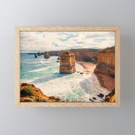 Great Ocean Road Twelve Apostles Fine Art Print  • Travel Photography • Wall Art Framed Mini Art Print
