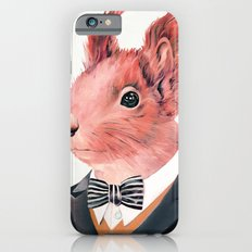 Red Squirrel iPhone 6s Slim Case