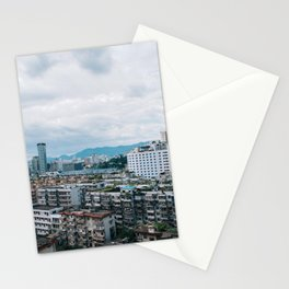 Landscape Photography by xiuhao lin Stationery Cards