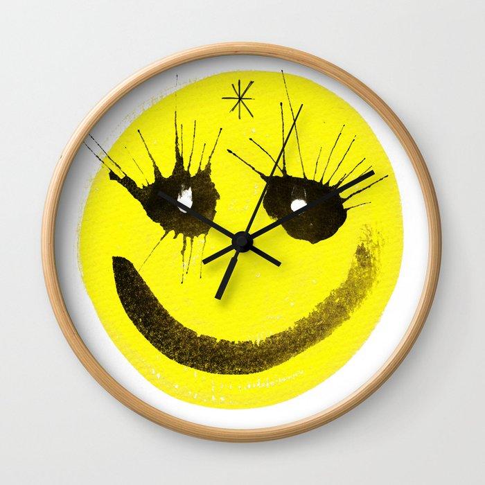 Smiley? Wall Clock