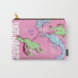 Aloha Mermaid Carry-All Pouch