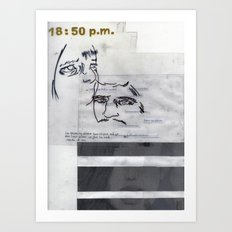 Untitled -0.678 Art Print